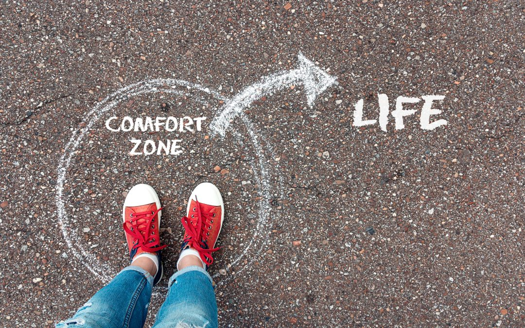 4 Ways to Help Your Student Get Out of The (Comfort) Zone