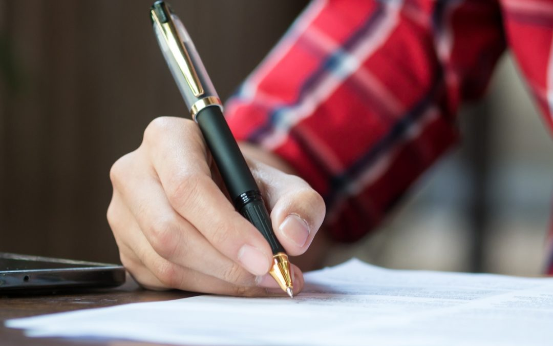 The Gentle Art of Asking for a Recommendation Letter